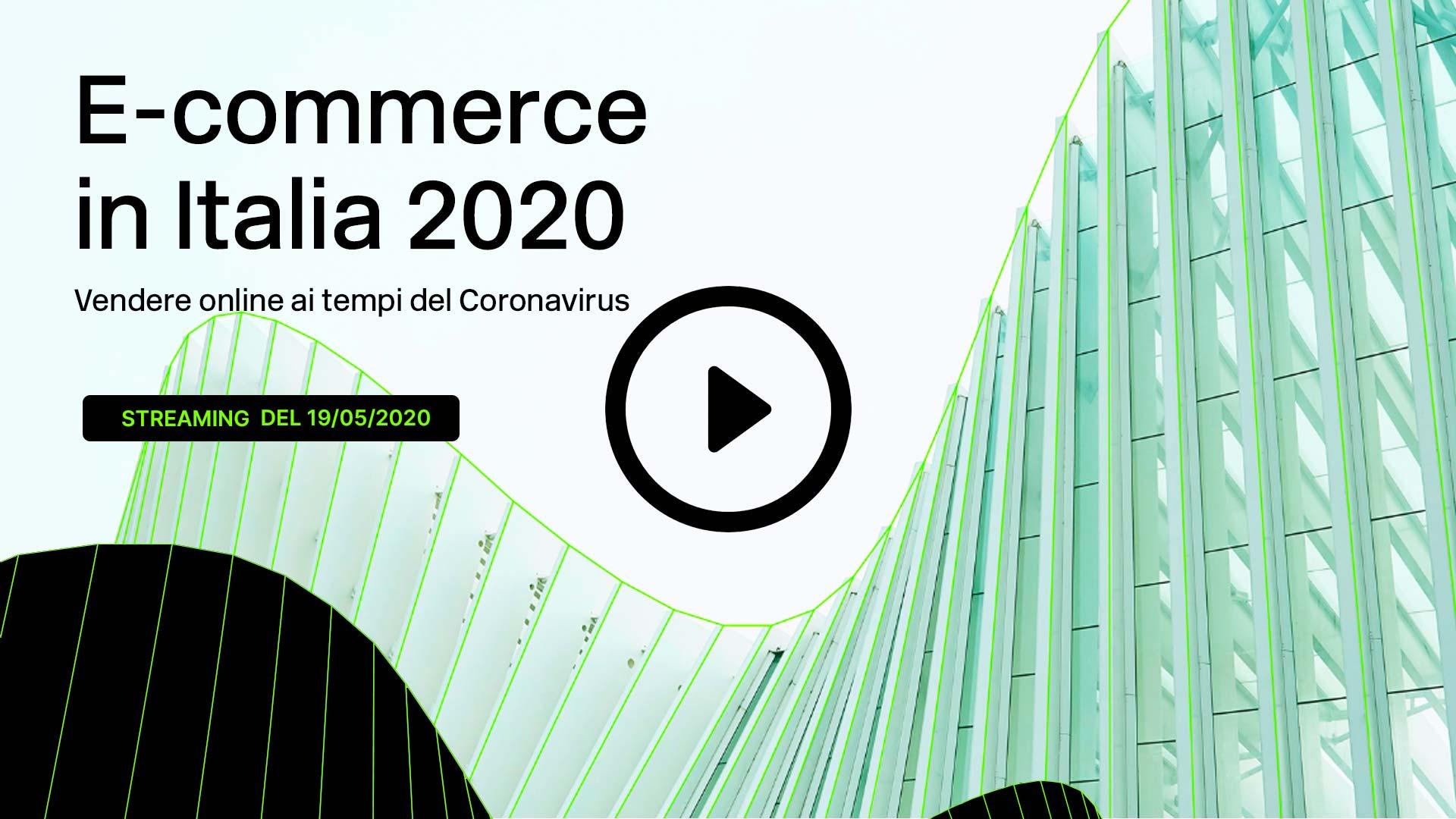 Presentazione - E-commerce in Italia 2020
