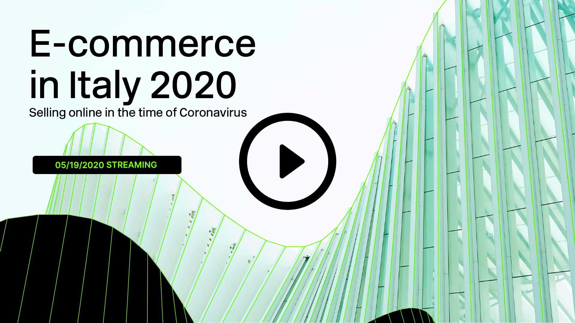 Presentazione - E-commerce in Italy 2020