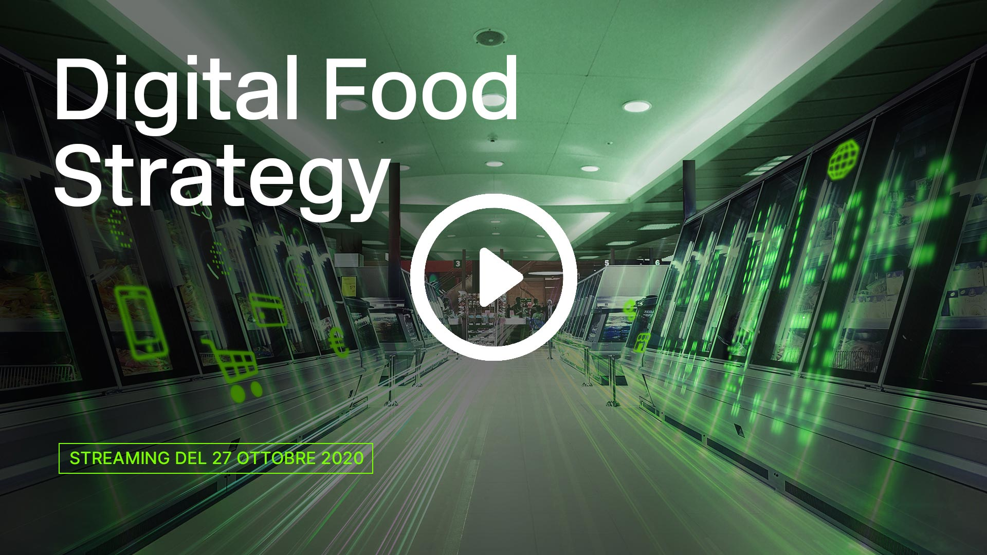 Presentazione - Digital Food Strategy